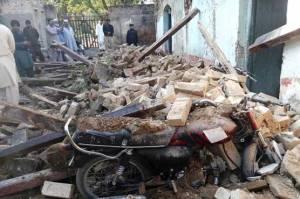 پاکستان خوفناک زلزلے سے لرز اٹھا ، 229 افراد جاں بحق ، ایک ہزار سے زائد زخمی