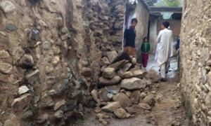 پاکستان میں شدید زلزلہ، کم از کم 200 ہلاک