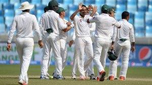 پاکستان نے انگلینڈ کو شکست دیدی