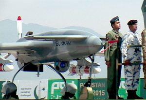 پاکستانی ساختہ ڈرون براق کی جنوبی وزیرستان میں کامیاب کارروائی، متعدد دہشت گرد