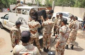 کراچی میں ایم کیو ایم کے سیکٹر رکن سمیت 4 افراد گرفتار