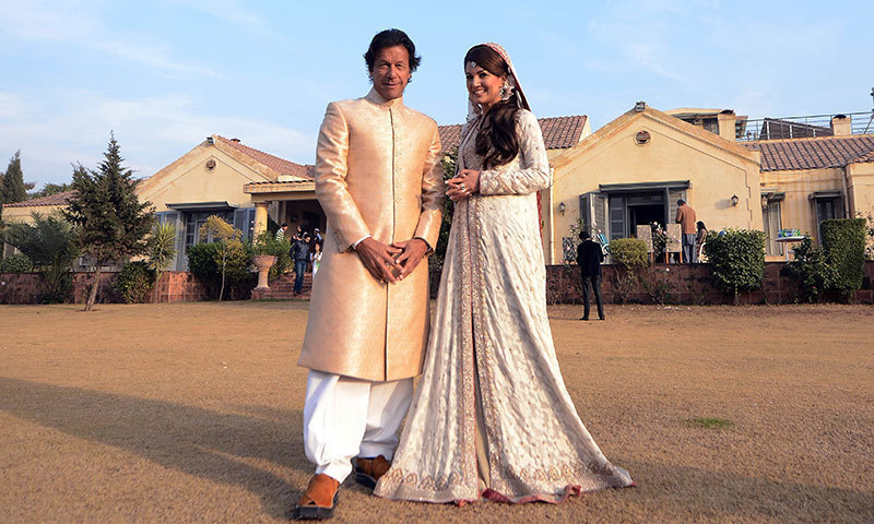 Imran Khan, Reham divorce with mutual consent