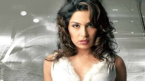 Meera appears in a poor man's fantasy for B-town comedy film
