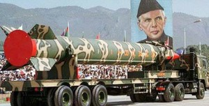Pakistan will become the fifth largest nuclear power