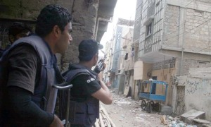 Police claim killing three outlawed terrorists in Karachi 'encounter'