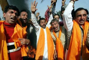 Shiv Sena leader Vishnu Gupta arrested