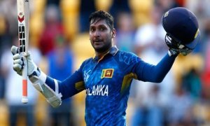 Sri Lankan star Kumar Sangakkara joins Pakistan Super League