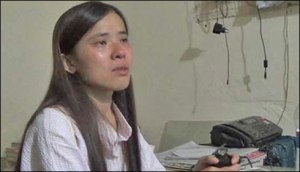 20ہزار یوآن اور چین واپسی کا ٹکٹ دیا جائے،ڈولی کا مطالبہ