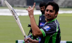 Ajmal faces action after accusing ICC of 'double standards'