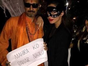 ماہرہ خان نے ہندو انتہا پسند تنظیم شیو سینا کو آگ بگولا کر دیا