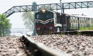 مستونگ ریلوے ٹریک پر دھماکا، 4افراد ہلاک