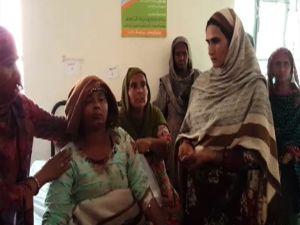 ووٹ نہ دینے کی سزا، ن لیگی رہنماء کا خاتون پر تشدد