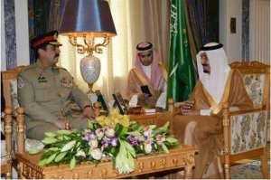 پاکستان سعودی عرب کی سالمیت کا تحفظ کرے گا آرمی چیف
