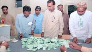 پنجاب میں ن لیگ 871 ،سندھ میں پیپلزپارٹی 564 نشستوں کے ساتھ آگے