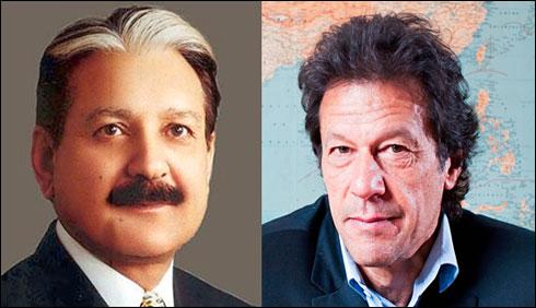 چیف الیکشن کمشنر کی عمران خان کوآج ملاقات کیلئے وقت دینے سے معذرت