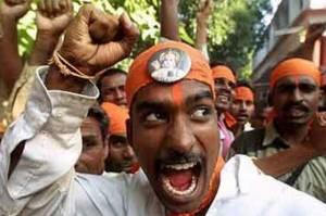 ہندو انتہاء پسندوں کا کارنامہ، اقلیت، مسلمان اور خواتین بھی غیر محفوظ