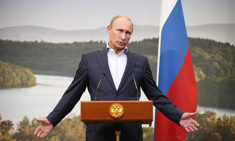 Putin, Merkel edge Obama to new low in Forbes power ranking