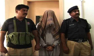 RAW trained target killer arrested from Korangi, arms recovered