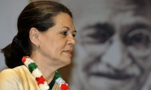 Sonia Gandhi leads long march against intolerance in India