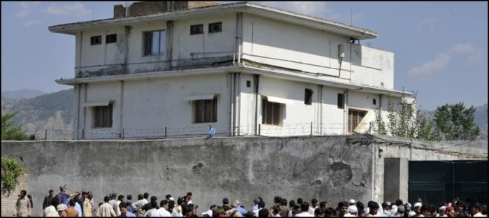 اسامہ بن لادن کی رہائش گاہ کو قبرستان بنانے کا فیصلہ