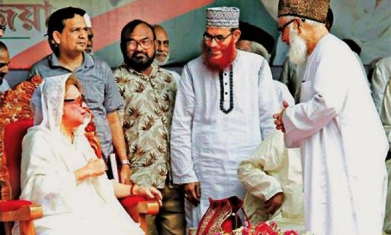 Khaleda-led BNP under scrutiny for ties with Jamaat-i-Islami