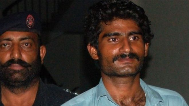 Qandeel Baloch case Brother held for Pakistan celebrity's murder