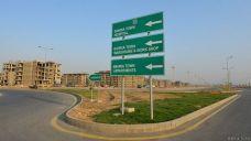 غیر قانونی طور پر سرکاری اراضی اور عام شہریوں کی زمین بحریہ فاؤنڈیشن کے حوالے