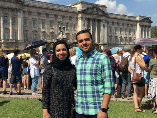 پیرس میں مسلم جوڑے کو جہاز میں ''اللہ'' کہنے پر طیارے سے اتار دیا گیا