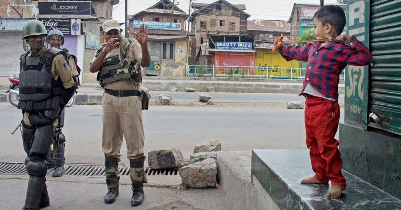 Facing moral blindness in Kashmir
