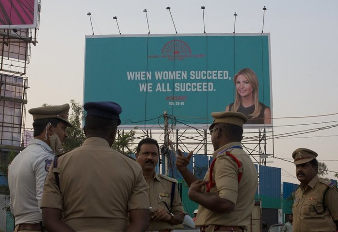 Ivanka Trump_s India visit raises questions about her brand