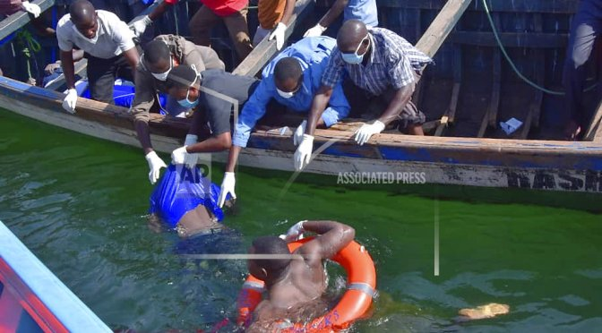 Another survivor found as death toll of capsized ferry rises to 170 in Tanzania