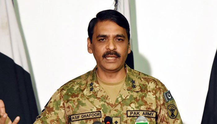 Pakistan is ready for war DG ISPR on Indian army chief's statement
