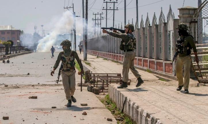 مقبوضہ کشمیر بھارتی فوج نے مزید 4 کشمیریوں کو قتل کردیا