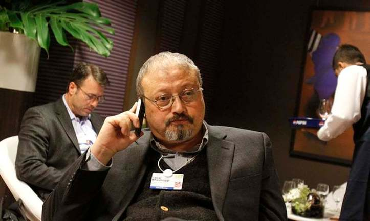 Saudis insist missing The Washington Post contributor left Turkey consulate