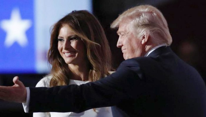 'We are fine' Melania Trump dismisses gossip about marriage
