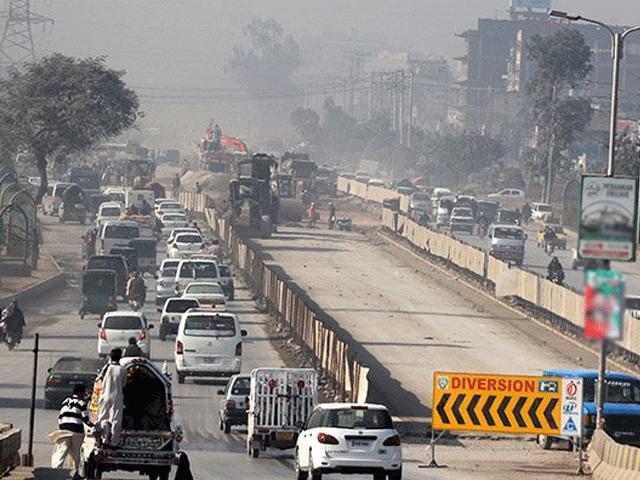 پشاور بی آر ٹی منصوبہ کی تحقیقات کا معاملہ ایک بار پھر لٹکنے کا خدشہ