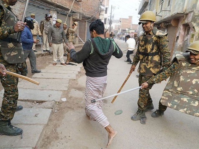 Ex-Indian diplomat exposes 'extraordinary horror inflicted on Muslims of UP'